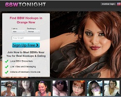 Dating sites without hookups for bbw
