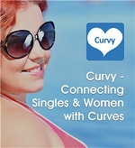 curvy dating app